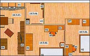 Vizualizácia - Bytový dom Charlie