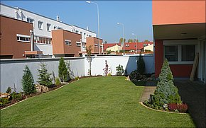 Bytové domy Malá Ida