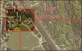 Lokalita - MultiBau Košice