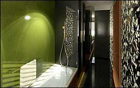 Hotel Yasmin Košice vizualizácia