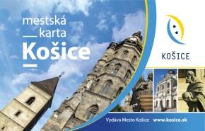 Návrh mestskej karty Košice