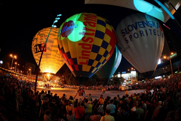 Balóny Košice