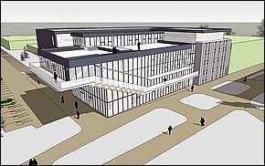 Vizualizácia - Knižnica Technickej univerzity v Košiciach