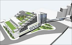 Projekt Business Centre Košice III Košice