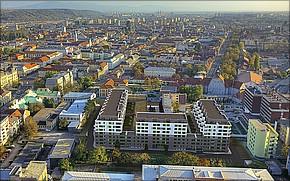 Rezidencia pri radnici - Strojárenská Košice