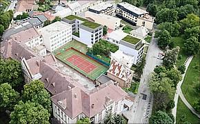 3 Towers Košice Vizualizácia
