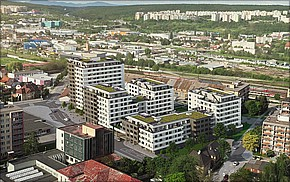 Rezidencia Albelli Košice Vizualizácia