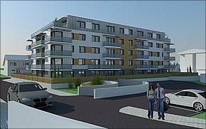 Projekt Byty Belvedere Košice