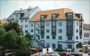 Projekt Corner House Košice - vizualizácia