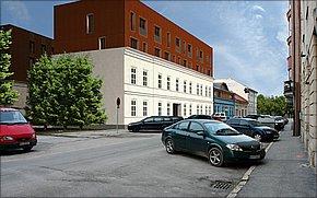 Vizualizácia - Obytný komplex Dobrá adresa (Garbiarska) Košice