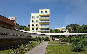 Bytový dom Jesenná Košice