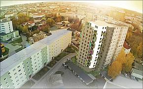 Projekt Jumbo Residence Košice
