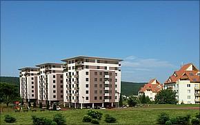 Vizualizácia - Obytný komplex Titus Klimkovičova 2. etapa Košice