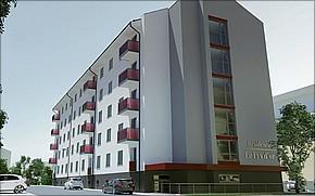 Résidence Le Lys d'or Košice Vizualizácia