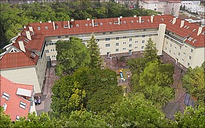 Projekt Mezonety Gaštanova Košice