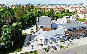 Projekt Rezidencia Mestský Park Košice