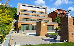 Projekt Obytný komplex Sinatra Košice