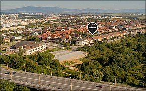 Ursa Minor Košice Vizualizácia