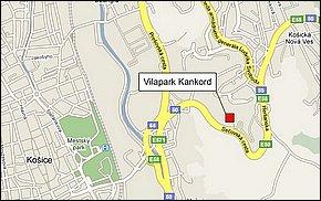 Lokalita - Vilapark Kankord