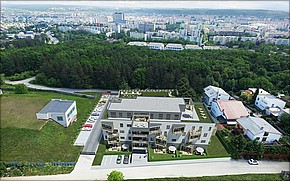 Projekt Villa Borovica Košice