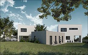 Projekt Villapark Košice II. etapa Košice