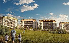 Projekt Zelené Grunty Košice