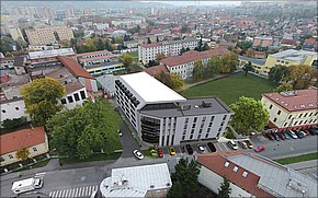Projekt Žižkova Košice